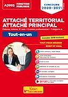 Télécharger le livre :  Concours Attaché territorial - Catégorie A - Tout-en-un