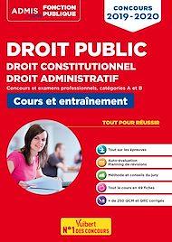 Téléchargez le livre :  Droit public - Droit constitutionnel - Droit administratif