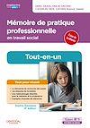 Télécharger le livre :  Mémoire de pratique professionnelle en travail social - Préparation complète pour réussir sa form...