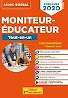 Télécharger le livre :  Concours Moniteur-éducateur - Tout-en-un