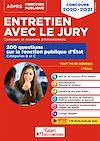 Télécharger le livre :  Entretien avec le jury - 200 questions sur la fonction publique d'État - Catégories B et C - Conc...