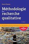 Télécharger le livre :  Méthodologie de la recherche qualitative