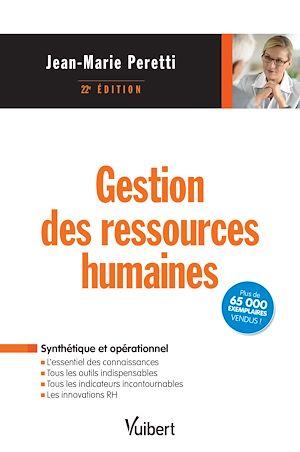 Téléchargez le livre :  Gestion des ressources humaines