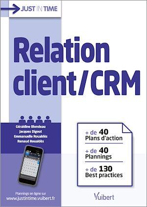 Téléchargez le livre :  Relation client / CRM