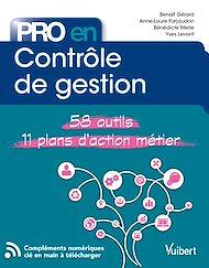 Téléchargez le livre :  Pro en... Contrôle de gestion
