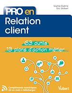 Téléchargez le livre :  Pro en... Relation client