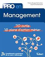 Téléchargez le livre :  Pro en... Management