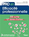 Télécharger le livre :  Pro en... Efficacité professionnelle