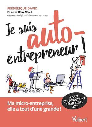 Je suis auto-entrepreneur !