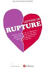 Download this eBook Lettres de rupture
