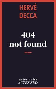 Téléchargez le livre :  404 Not Found