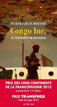 Téléchargez le livre :  Congo Inc.
