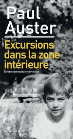 Téléchargez le livre :  Excursions dans la zone intérieure