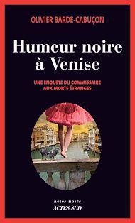 Téléchargez le livre :  Humeur noire à Venise