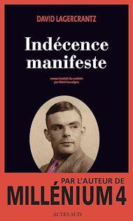 Téléchargez le livre :  Indécence manifeste