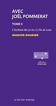 Téléchargez le livre :  Avec Joël Pommerat. tome II