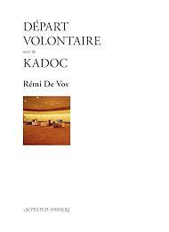Téléchargez le livre :  Départ volontaire suivi de Kadoc