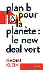 Téléchargez le livre :  Plan B pour la planète : Le New Deal vert