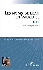 Download this eBook Les noms de l'eau en Vaucluse