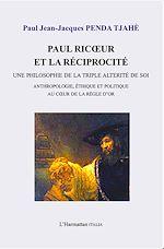 Download this eBook Paul Ricoeur et la réciprocité