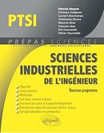 Téléchargez le livre :  Sciences industrielles de l'ingénieur PTSI programme 2013