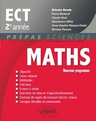 Téléchargez le livre :  Maths ECT 2e année - conforme au programme 2015