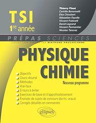 Téléchargez le livre :  Physique-chimie TSI1 - 2e édition