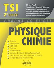 Téléchargez le livre :  Physique-chimie TSI2/TSI2*