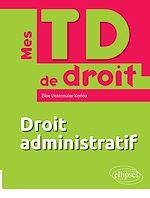 Téléchargez le livre :  Droit administratif