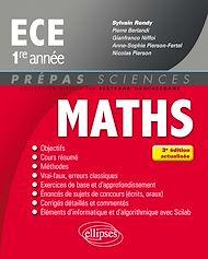 Téléchargez le livre :  Mathématiques ECE 1re année - 3e édition actualisée