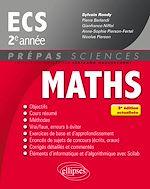 Téléchargez le livre :  Mathématiques ECS 2e année - 3e édition actualisée