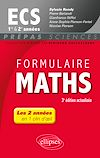 Télécharger le livre :  Formulaire Maths ECS 1re et 2e années - 3e édition actualisée