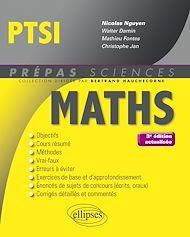 Téléchargez le livre :  Mathématiques PTSI - 3e édition actualisée