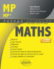 Téléchargez le livre :  Mathématiques MP/MP* - 3e édition actualisée