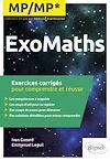 Télécharger le livre :  Maths MP/MP* - Exercices corrigés pour comprendre et réussir