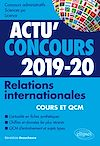 Télécharger le livre :  Relations internationales - concours 2019-2020
