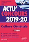 Télécharger le livre :  Culture Générale - concours 2019-2020