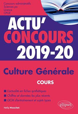 Téléchargez le livre :  Culture Générale - concours 2019-2020