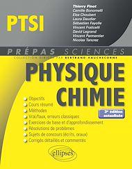 Téléchargez le livre :  Physique-Chimie PTSI - 3e édition actualisée