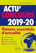Téléchargez le livre :  Thèmes essentiels d'actualité - 2019-2020