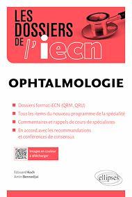 Téléchargez le livre :  Ophtalmologie - Cas cliniques