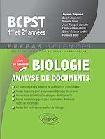 Téléchargez le livre :  Biologie - Analyse de documents - BCPST 1re et 2e années