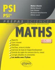 Téléchargez le livre :  Mathématiques PSI/PSI* - 4e édition actualisée