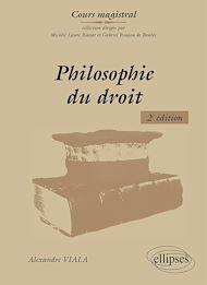 Téléchargez le livre :  Philosophie du droit - 2e édition