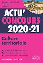 Téléchargez le livre :  Culture territoriale 2020-2021 - Cours et QCM