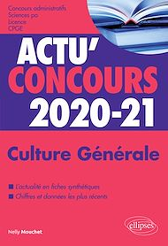 Téléchargez le livre :  Culture Générale - concours 2020-2021