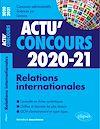 Télécharger le livre :  Relations internationales 2020-2021 - Cours et QCM