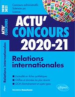 Download this eBook Relations internationales 2020-2021 - Cours et QCM