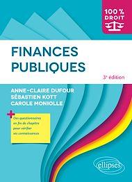 Téléchargez le livre :  Finances publiques - 3e édition