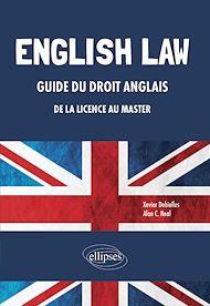 Téléchargez le livre :  English Law. Guide du droit anglais de la Licence au Master